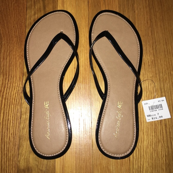 affe081ac31c6 American Eagle by Payless Shoes   Ae Payless Flip Flops Size 7 ...