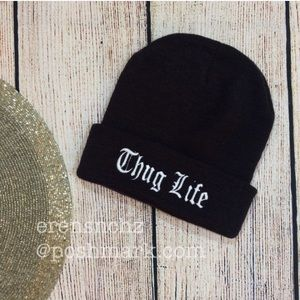 Accessories - Thug Life Beanie