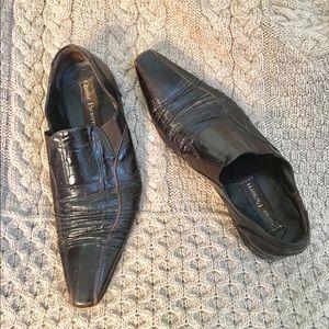 Cesare Paciotti Other - Gorgeous Cesare Paciotti Men's Brown dress shoes