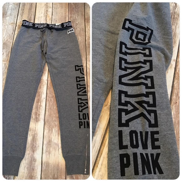 691e8cd8231e2 PINK Victoria's Secret Pants   Nwt Pink Victoria Secret Gym Pant ...