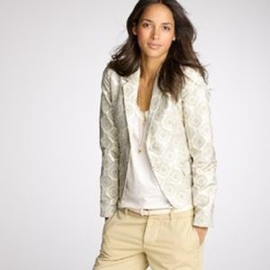 J crew collection blazer