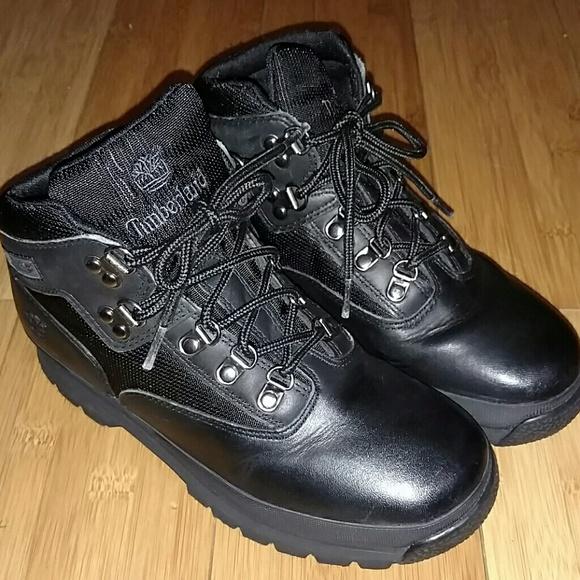 ladies timberland walking boots