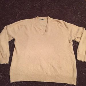 Pringle Other - Pringle of Scotland 100% Cashmere VNeck Sweater XL