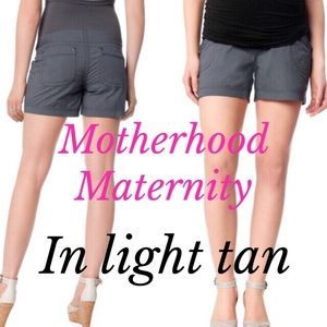 Motherhood Maternity Pants - Motherhood Maternity shorts