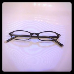 Accessories - Black Glasses Frames