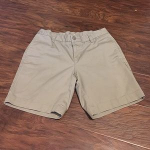 E-Land Kids Other - Land's End uniform shorts