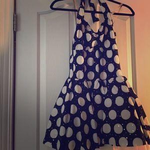 Dance Class Dresses & Skirts - Polkadot Dance Coustume