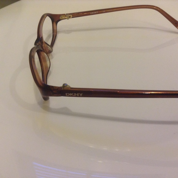DKNY Accessories - DKNY Brown Women's Glasses Frames