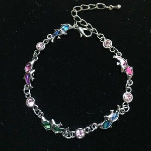 Jewelry - Dolphin Gem Bracelet 🐬