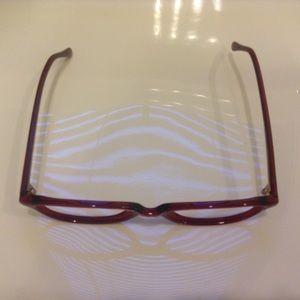 Accessories - Garnet Red Women's Glasses Frames