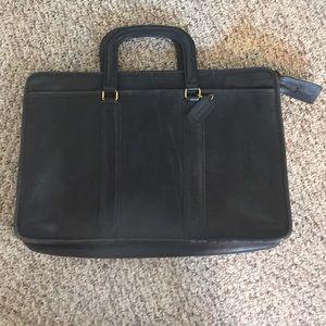Coach Handbags - Vintage coach brief case