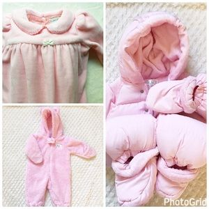 Children's Place Other - Winter Baby Bundle! (0-3mo)