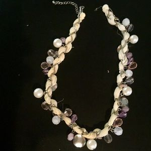 Beautiful vintage handmade necklace