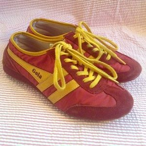 Gola Shoes - Vintage Gola Sneakers