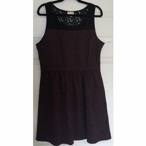 Maison Jules Lace top Dress