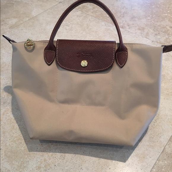Longchamp Bags   Mini Le Pliage Bag   Poshmark 01f19d7321