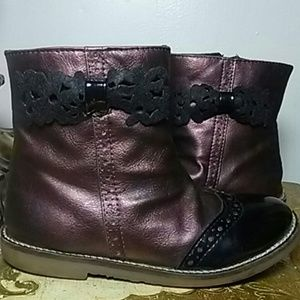 Pazitos Other - Girls Leather Booties