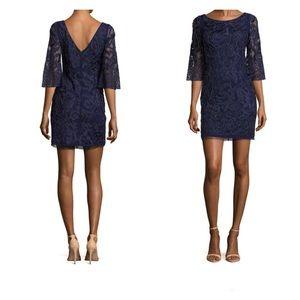 Aidan Mattox Dresses & Skirts - navy sequin dress