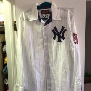 Red Jacket Other - NY Yankees Centennial Shirt