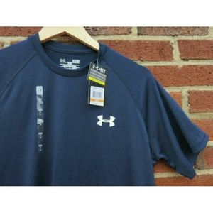 Under Armour Other - NWT Men's Under Armour Workout Shirt Father's Day