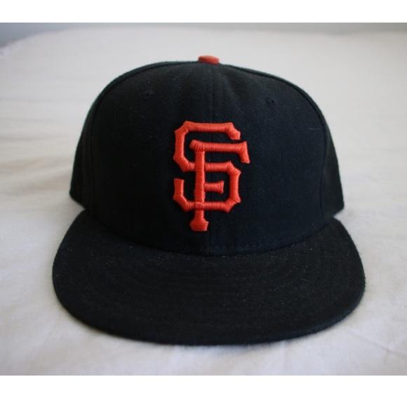 San Francisco Giants Flat Brimmed Hat 57e2c339f93