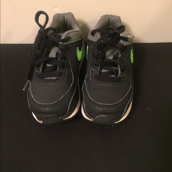 check out 77666 850a4 lime green nike air max for kids