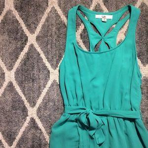 Ya Los Angeles Dresses & Skirts - Green Dress