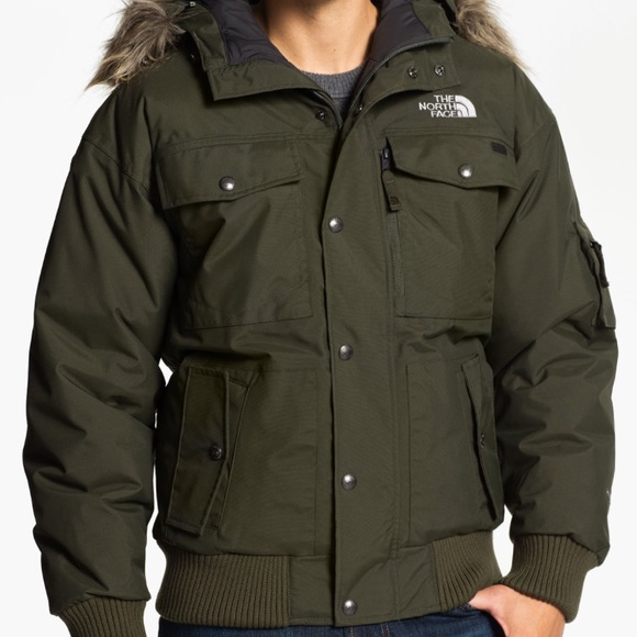 f8de77cfd9 The NorthFace Gotham II Jacket Olive Green. M_5892907278b31c846700c01d