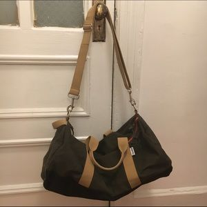 Owen & Fred x J.Crew Duffle Bag