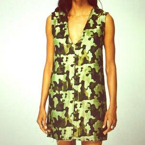 Dresses & Skirts - Modern Sexy Camo Dress