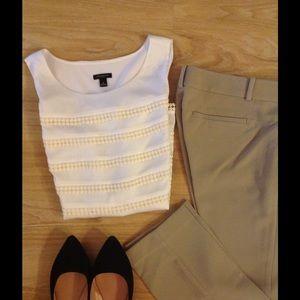 PRICE DROP Ann Taylor sleeveless top