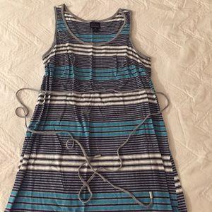 Oh Baby by Motherhood Dresses & Skirts - Striped Maternity Dress