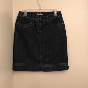 Boden Dresses & Skirts - Boden denim skirt