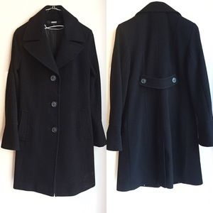 ❗️FINAL PRICE❗️DKNY Classic Wool Cashmere Peacoat