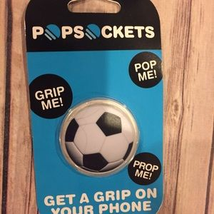 Other - Soccer PopSockets!