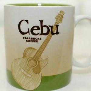 Starbucks Other - Starbucks Philippines Cebu Mug