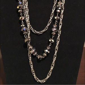 Gorgeous Multilayered Necklace