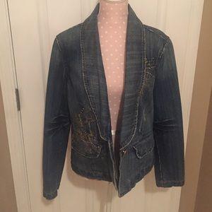 Cato Jackets & Blazers - Cato Denim Blazer/jacket
