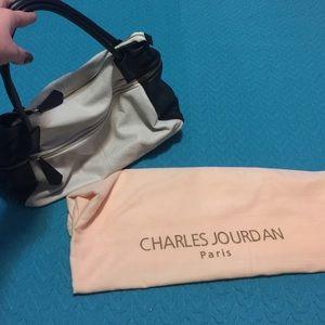 Charles Jourdan Handbags - Charles Jourdan leather handbag