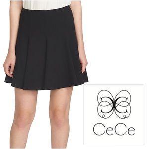 Cynthia Steffe Dresses & Skirts - 💲⬇️CeCe by Cynthia Steffe Crepe Flounce Skirt