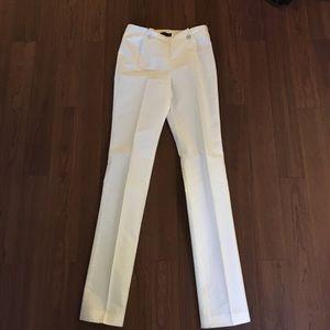 Ports 1961 Pants - Ports 1961 White Pants