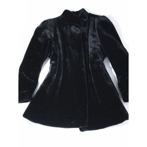 Dubrowsky & Perlbinder Jackets & Blazers - Lux Faux Fur Coat
