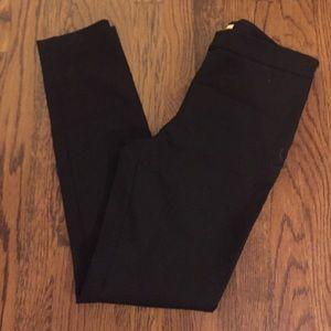 Daniel Cremieux Pants - Cremieux Black Slim Fit Crop Pant