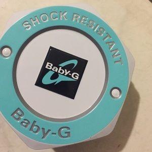 Casio Accessories - Baby g  watch.