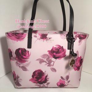 kate spade Handbags - 🌈🦄KATE SPADE SMALL RYAN HAWTHORNE LANE ROSES