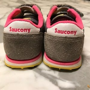 saucony toddler girl