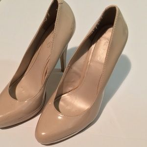 Aldo Shoes - FLASH SALE!!! Aldo Nude Heels