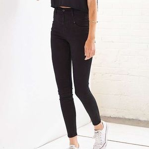 Urban Outfitters BDG High Rise Cigarette jeans