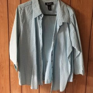denim & co Tops - Blouse