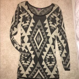Body Central Dresses & Skirts - Long Sleeve sweater dress